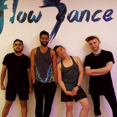 Alpha Dancers